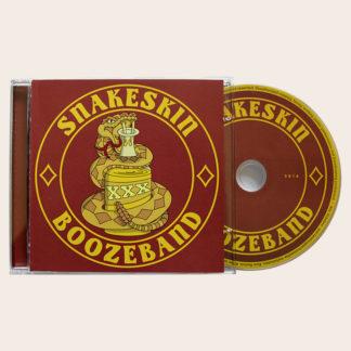 Snakeskin Boozeband